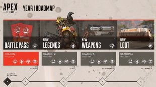 Apex Legends: Battle Pass - Release, Kosten und alle 100 Belohnungen