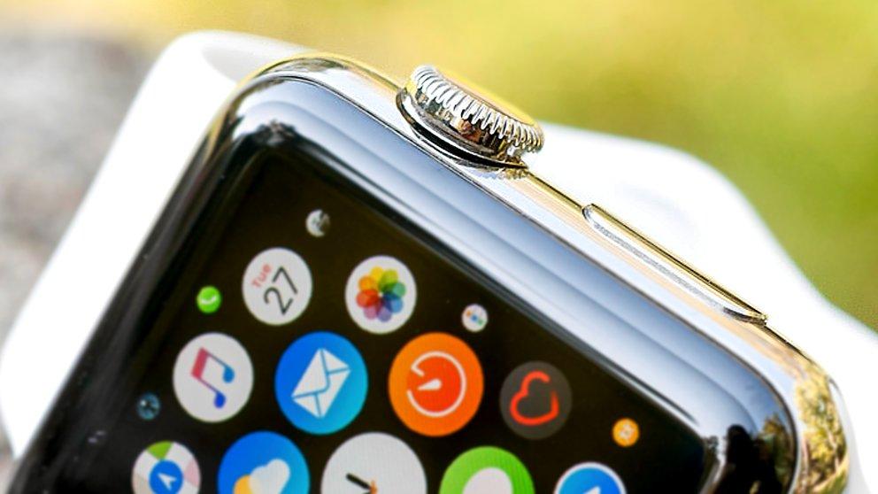 Apple Watch Series 5: Smartwatch soll mit neuem Gehäusematerial überraschen