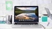 HDR-Bild am Mac mit Aurora HDR 2019 erstellen