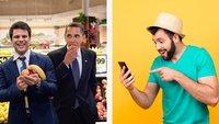 20 Promi-Fotos, in die sich ein Photoshop-Künstler geschmuggelt hat