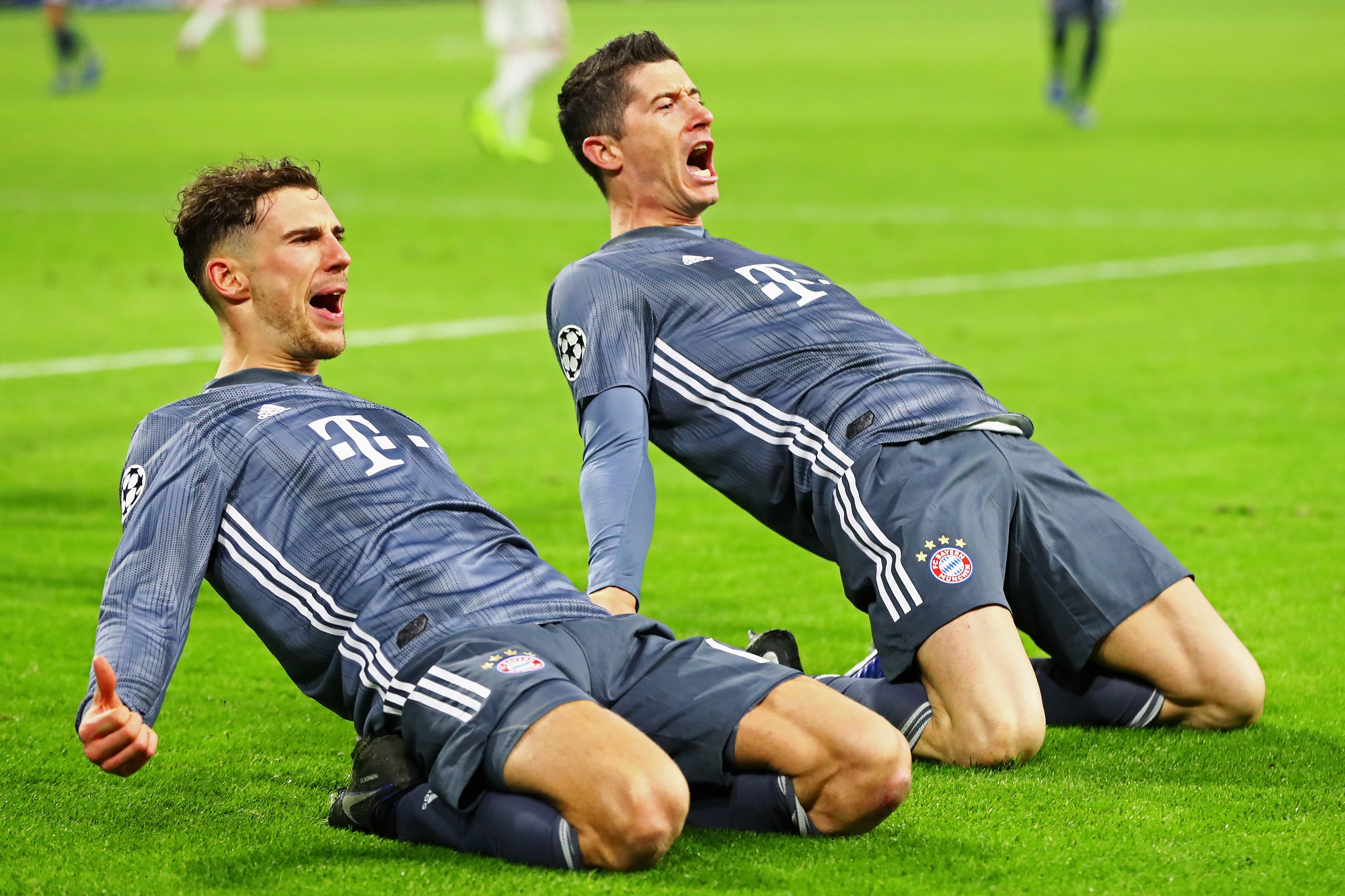 Fussball Heute Bayern Munchen Fc Liverpoolim Live Stream