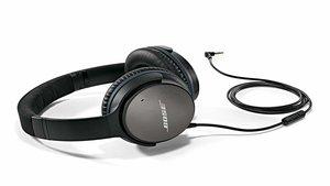 Bose QuietComfort 25 im Preisverfall: Bezahlbarer Noise-Cancelling-Kopfhörer im Abverkauf