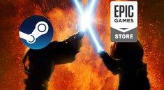 Steam Wars: Angriff der Konkurrenz-Launcher
