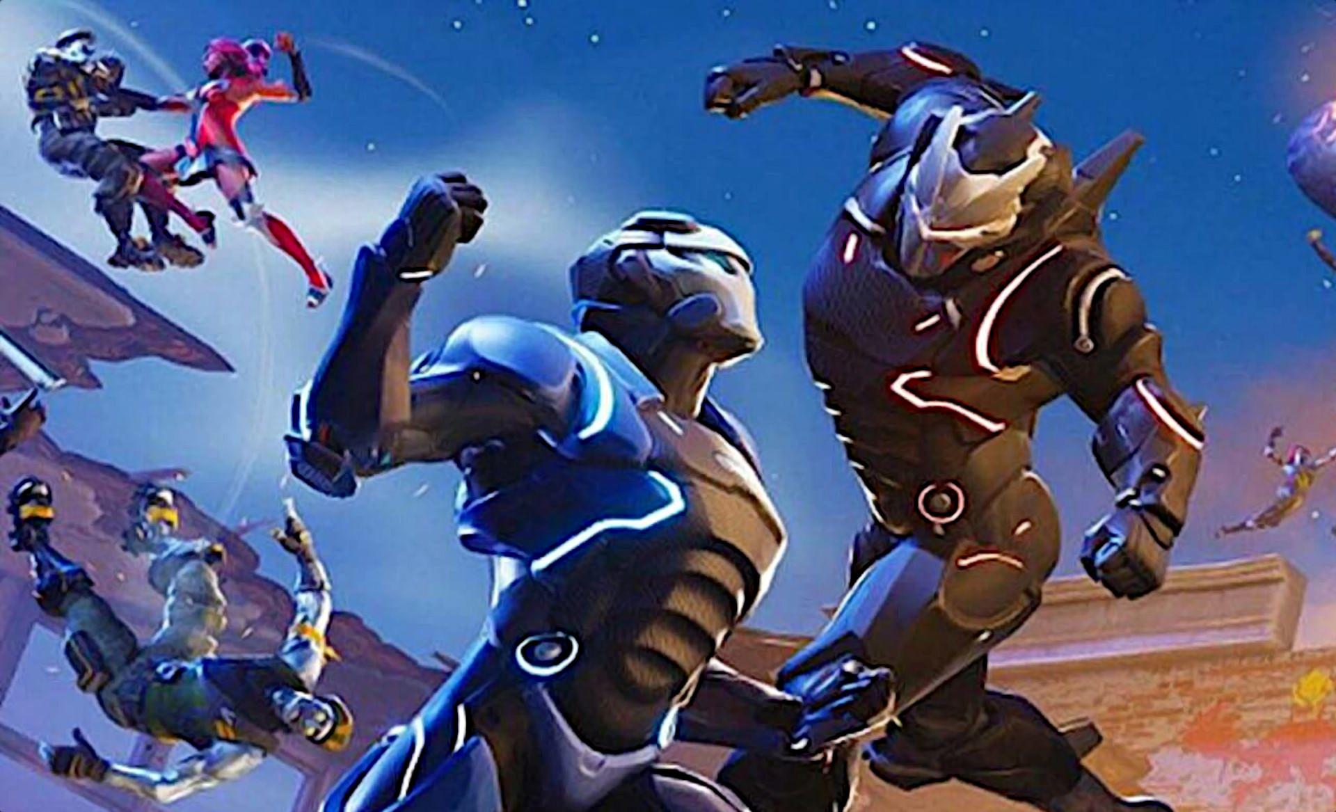 Wird Fortnite Battle Royale Apex Legends überleben