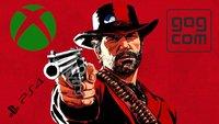 PS4, Xbox One und PC: Äußerst Red Dead-ige Angebote zum Wochenende