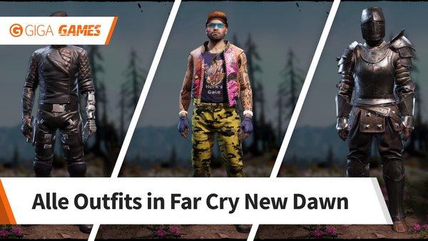 Far Cry New Dawn Alle Outfits Freischalten So Geht S Ohne