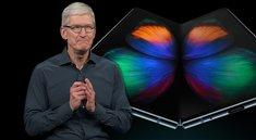 Samsungs Falt-Smartphone: Hey Apple, das könnt ihr doch besser!