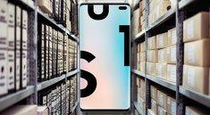 Samsung Galaxy S10: Speicher und Speichererweiterung – so viel ist möglich