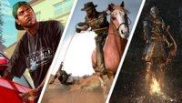 Die verrücktesten Gaming-Rekorde in RDR, GTA 5, Dark Souls und mehr
