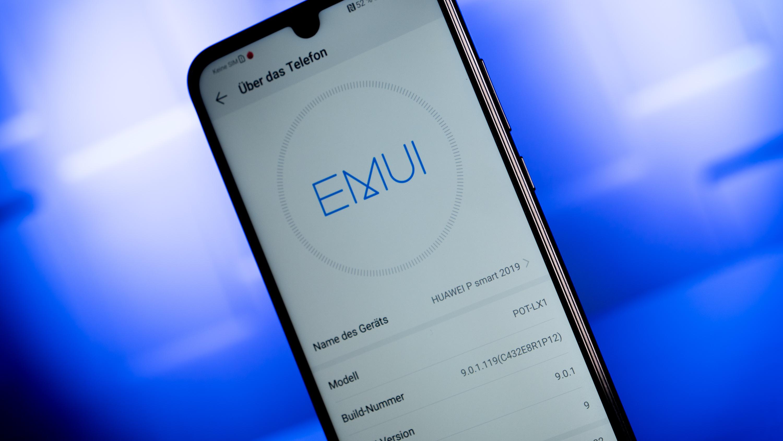 Huawei P Smart (2019) im Test: Eleganter Notch mit