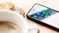 Mit dieser iPhone-App schmeckt der Kaffee noch besser