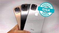 iPhone 11 im Gerüchte-Check: Unser Wissensstand zum Apple-Handy