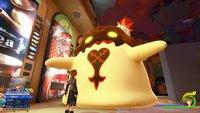 """Kingdom Hearts 3: Puddingreiche Sieben - alle Fundorte für """"Puddingbändiger"""""""