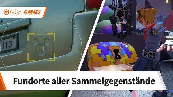 sale uk undefeated x new images of Kingdom Hearts 3: Alle Sammelobjekte - Fundorte von ...