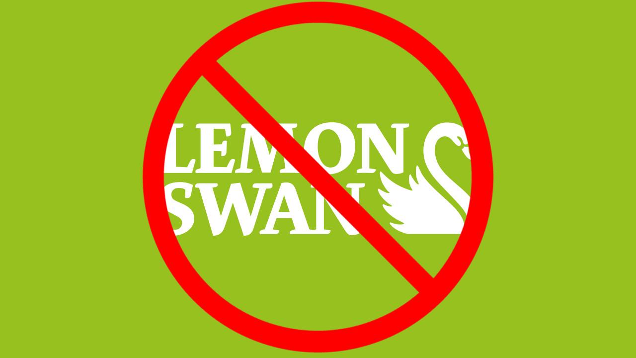 Lemonswan profil löschen