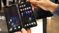 LG plant Antwort auf Mate X und Galaxy Fold: Dieses Smartphone wäre eine Revolution