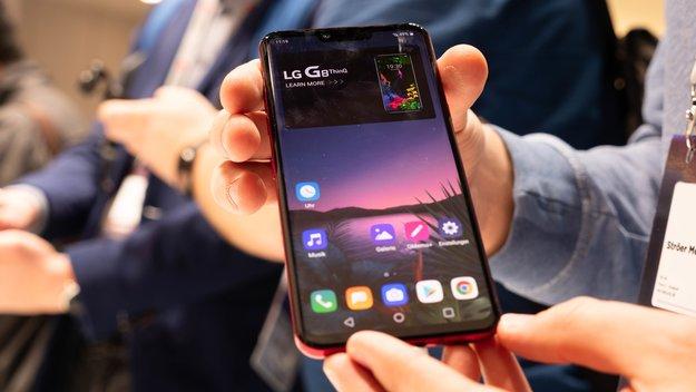 LG G8 wird günstig: Mit Dumping-Preisen gegen die Smartphone-Konkurrenz?