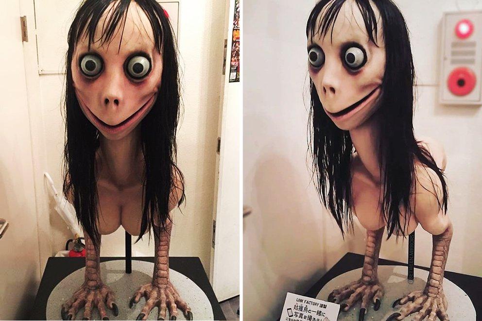Momo Die Puppe