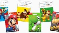 Nintendo Switch: Gutschein kaufen & einlösen – so geht's