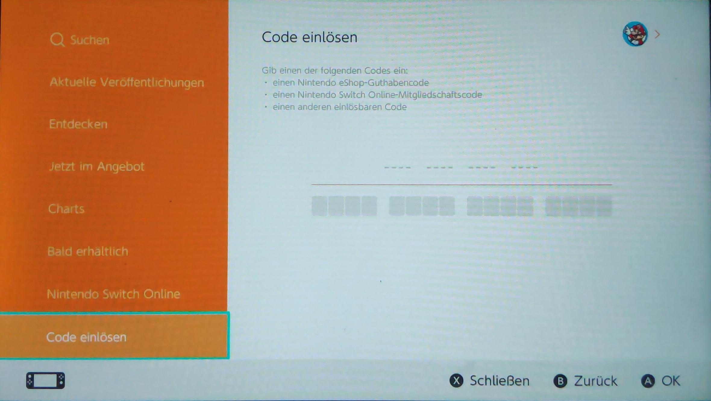 Nintendo Eshop Karte Code.Nintendo Switch Gutschein Kaufen Einlosen So Geht S