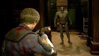 Resident Evil 2 – Böser Mr. X wird zu halbnacktem Mr. Sexy