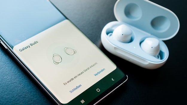 Samsung Galaxy Buds umbenennen: So geht's