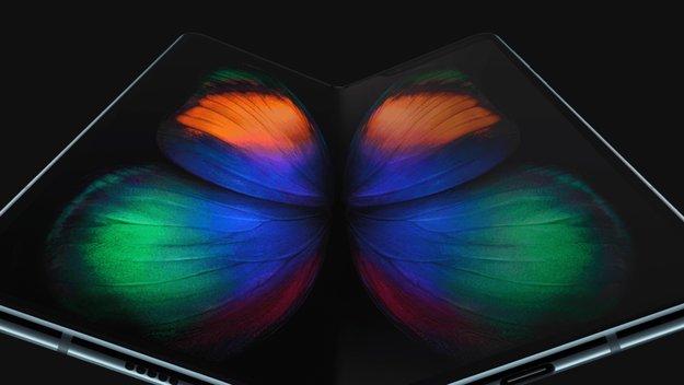 Samsungs Falt-Smartphone: Wer zuletzt lacht, lacht am besten!