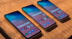Samsung Galaxy S10 und S10 Plus: Erster Eindruck und Unterschiede im Hands-On-Video