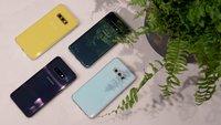 """Samsung Galaxy S10e: Wofür steht das """"e"""" im Namen? Die Bedeutung"""