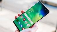 Samsung Galaxy S10: Auf dieses Software-Update haben viele gewartet