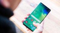 Samsung Galaxy S10: Smartphone nicht so sicher wie gedacht