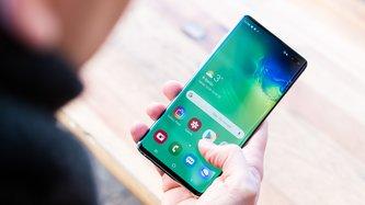 Samsung Galaxy S10 Plus im Test: Größer, teurer – und besser