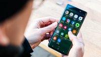 Samsung-Smartphones bald mit Werbung? Erste Hinweise aufgetaucht