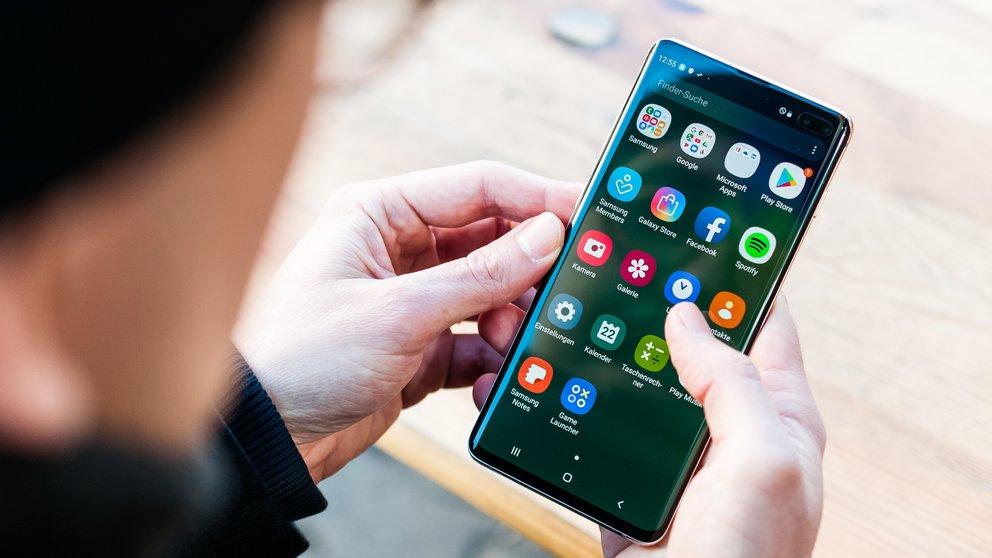 Samsung Galaxy S10: Diese kleine, aber feine Einstellung sollte jeder Smartphone-Besitzer kennen
