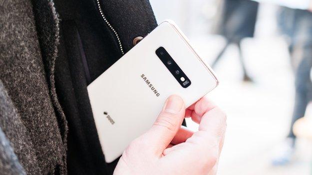 Galaxy S10: Samsung verrät, wie das Smartphone mit Software-Updates verbessert wird