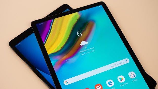 Galaxy Tab S5: Erste Infos zu Samsungs neuem High-End-Tablet