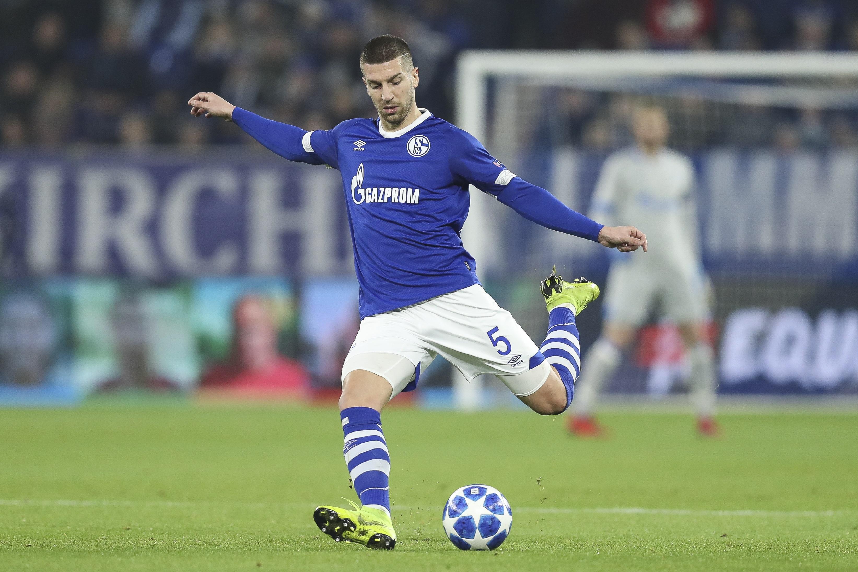 Fussball Heute Manchester City Fc Schalke 04 Im Live