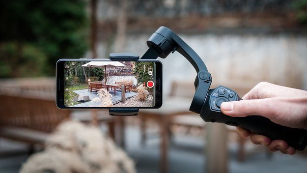 Snoppa Atom im Test: Lohnt sich der Smartphone-Gimbal?
