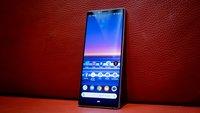 Sony Xperia 1: Das Handy läuft schärfer als bisher erwartet