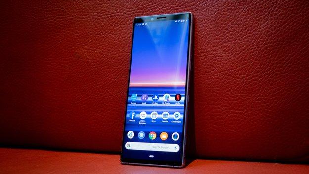 Sony Xperia 1: Die Smartphone-Konkurrenz ist schon auf und davon