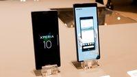 Sony Xperia 10 (Plus) im Hands-On-Video: Erster Eindruck von den beiden Kino-Smartphones