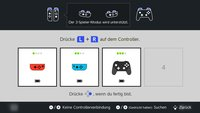 Nintendo Switch: Controller verbinden – so geht's