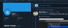 Twitter: Dark Mode aktivieren – so geht's
