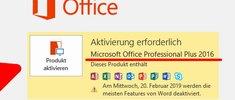 Welche Office-Version habe ich? So findet ihr es heraus