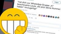 28 Gründe, warum WhatsApp-Gruppen zum Totlachen sind