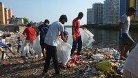 Mehr als 17.000 Pokémon GO-Spieler trafen sich zum Müllsammeln