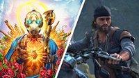 Days Gone & Borderlands 3 für nur 9,99 Euro bei GameStop vorbestellen