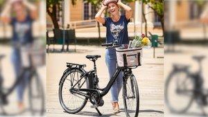 E-Bike bei Aldi für 999 Euro: Das Pedelec im Preis- und Technik-Check