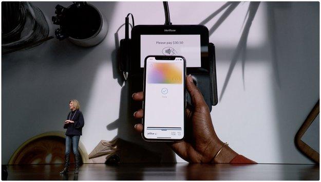 Besser nicht in Verzug geraten: So hoch sind die Zinsen der Apple-Kreditkarte