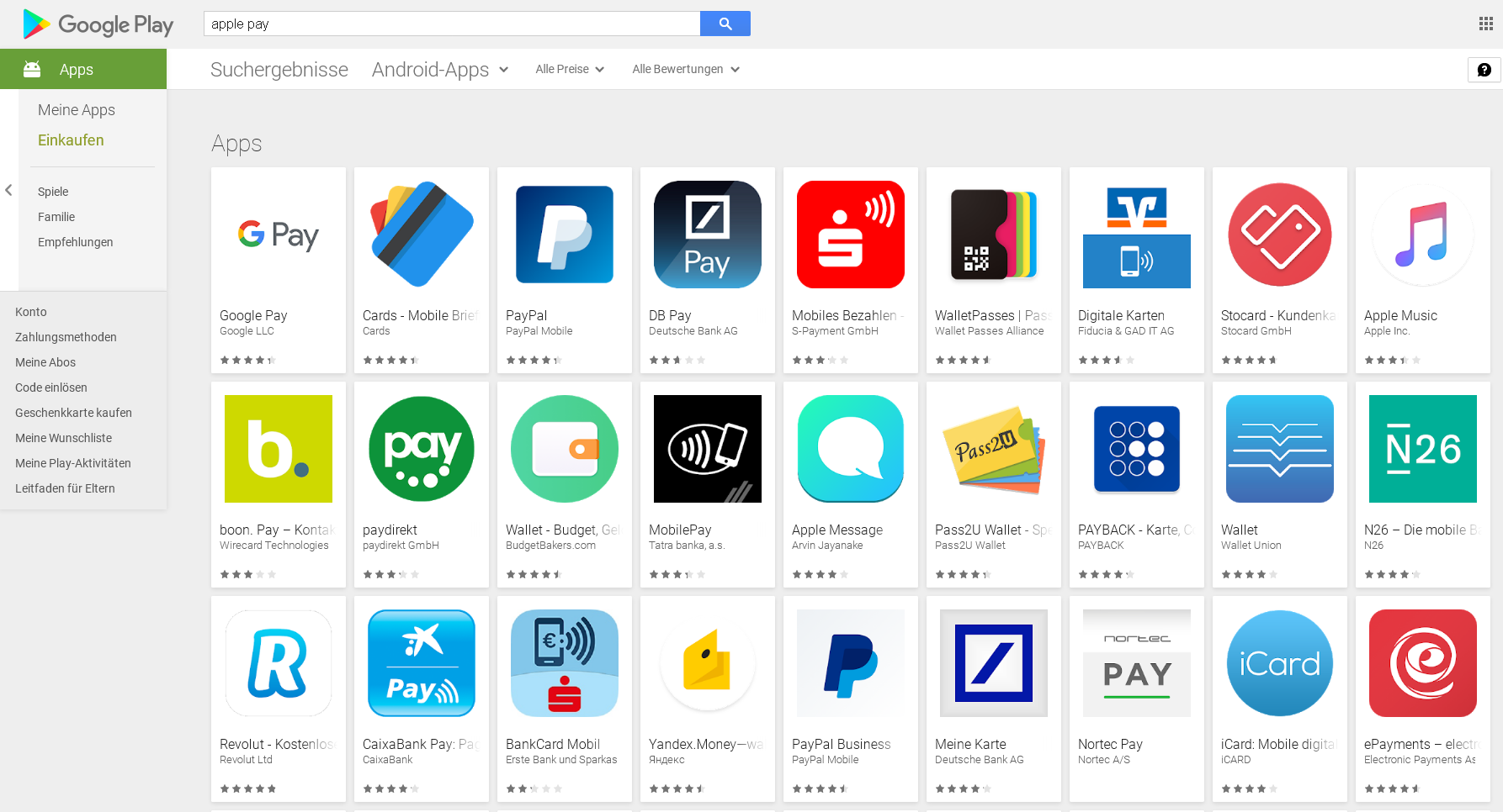 Apple Pay mit Android nutzen: Geht das und welche